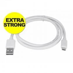 Cable micro-usb vers USB StrigiStrong renforcé- Différente tailles