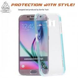 Coque Samsung Galaxy S7 Edge Fluidy slim - Gorilla Tech - Différent coloris de contour