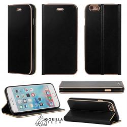 Etui IPhone 5/5S/SE slim Elegance Double Gorilla Tech - Différent coloris