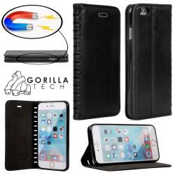Etui Samsung Galaxy S6 Wallet Style - Gorilla Tech - Différent coloris