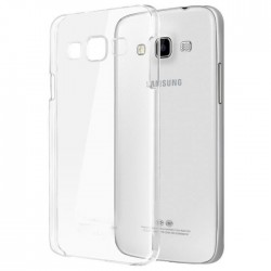 Coque Samsung Galaxy A3 en gel ultra fine transparent