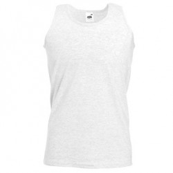 Débardeur Homme coton blanc - Différentes tailles