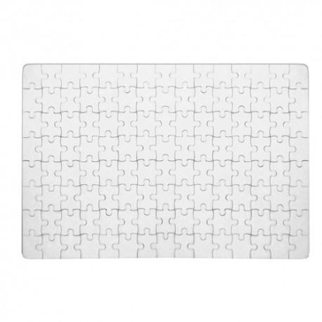 Puzzle en carton à personnaliser - 29,7 x 21 (A4)