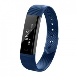 Bracelet fitness connecté Fity HR - Différents coloris