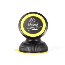 Support voiture magnétique pour smartphone - Fixation autocollante 3M - Gorilla Tech