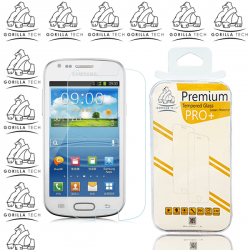 Verre trempé Premium Samsung Galaxy S3 mini - Gorilla Tech