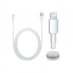 Cable IPhone OFFICIEL lightning vers USB Apple