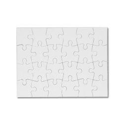Puzzle en carton à personnaliser - 18 x 13