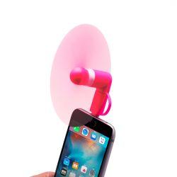 Mini ventillateur pour smartphone - Différents coloris