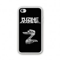 Coque souple IPhone 4/4S l'uZine