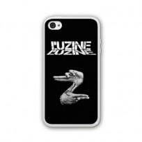 Coque souple IPhone 4/4S l'uZine