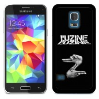 Coque souple Samsung Galaxy S5 mini l'uZine